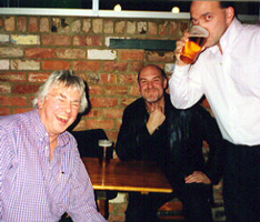 Phil Hardy Mark Adams Lee Simkins
