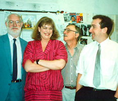 David Stratton Jane Ryan Mike Harris Blake Murdoch