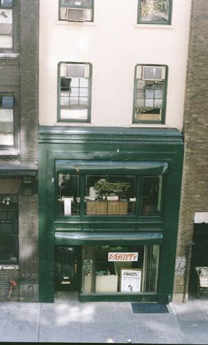 154 W46th Street
