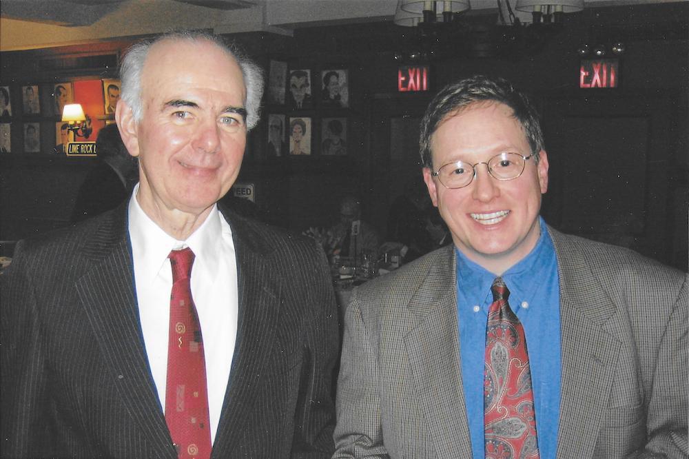 Larry Michie & Matt Silverman